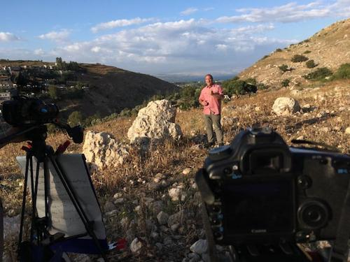 May 2018 - Successful production in the Galilee